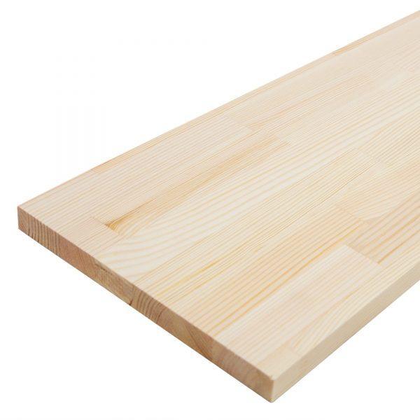 Мебельный щит, сосна, сорт А/С 18х200х1500