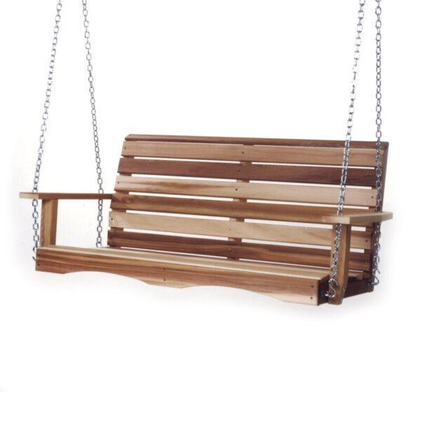 Скамейка качеля