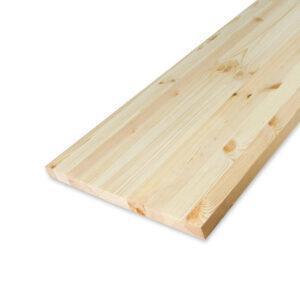 Мебельный щит, сосна, сорт АB 18х200х900