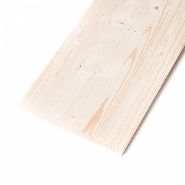 Мебельный щит, сосна, сорт АB 18х200х1500