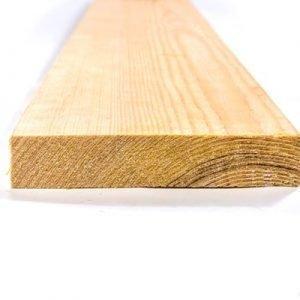 Доска обрезная лиственница 38х207