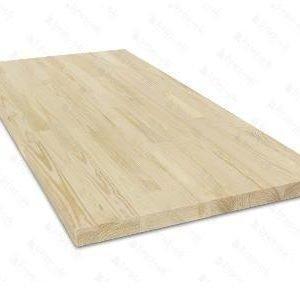 Мебельный щит, сосна, сорт ВВ