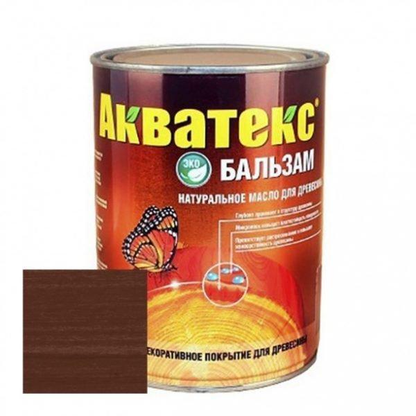 Масло Бальзам Акватекс 0,75 л